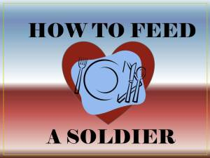 how to feed a soldier logo