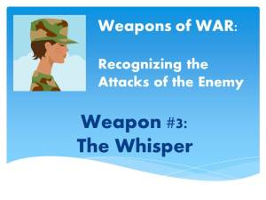 Weapon 3