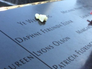 Names of the fallen, 9/11/01